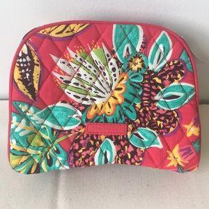 Vera Bradley RUMBA Medium Cosmetic Bag Case